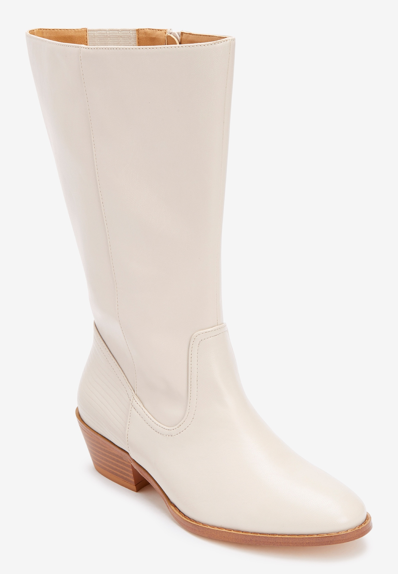 The Larke Wide Calf Boot ,