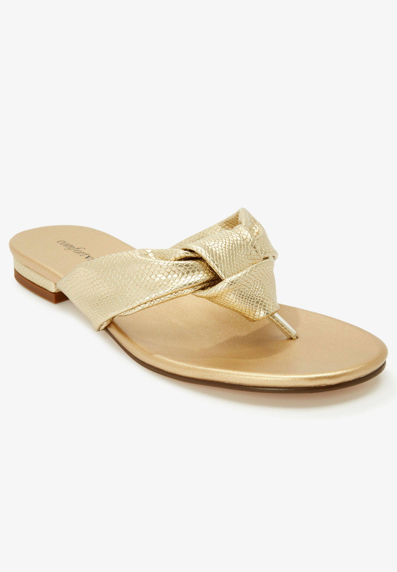 548d1dea4 The Cora Sandal by Comfortview®