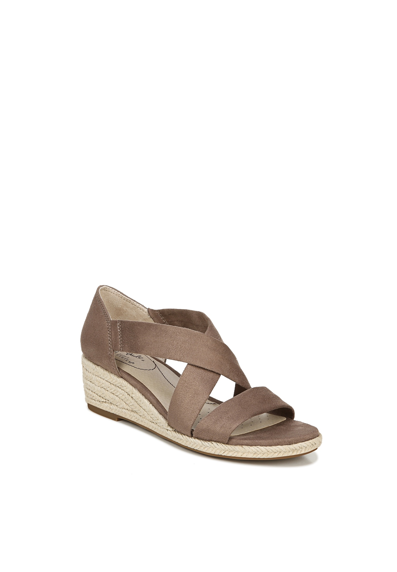 Siesta Wedge Espadrilles by LifeStride,