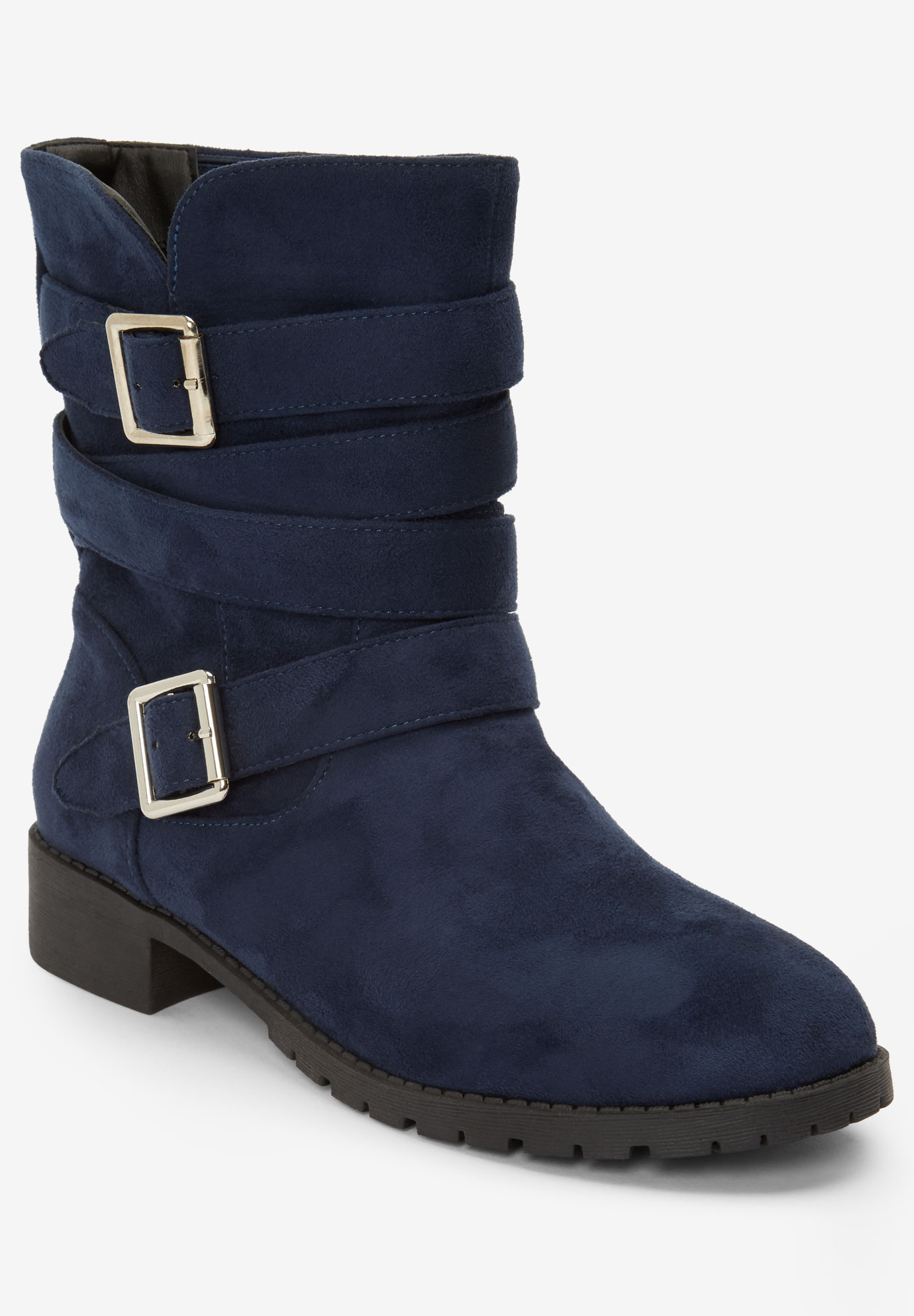The Madi Wide Calf Boot by Comfortview®,