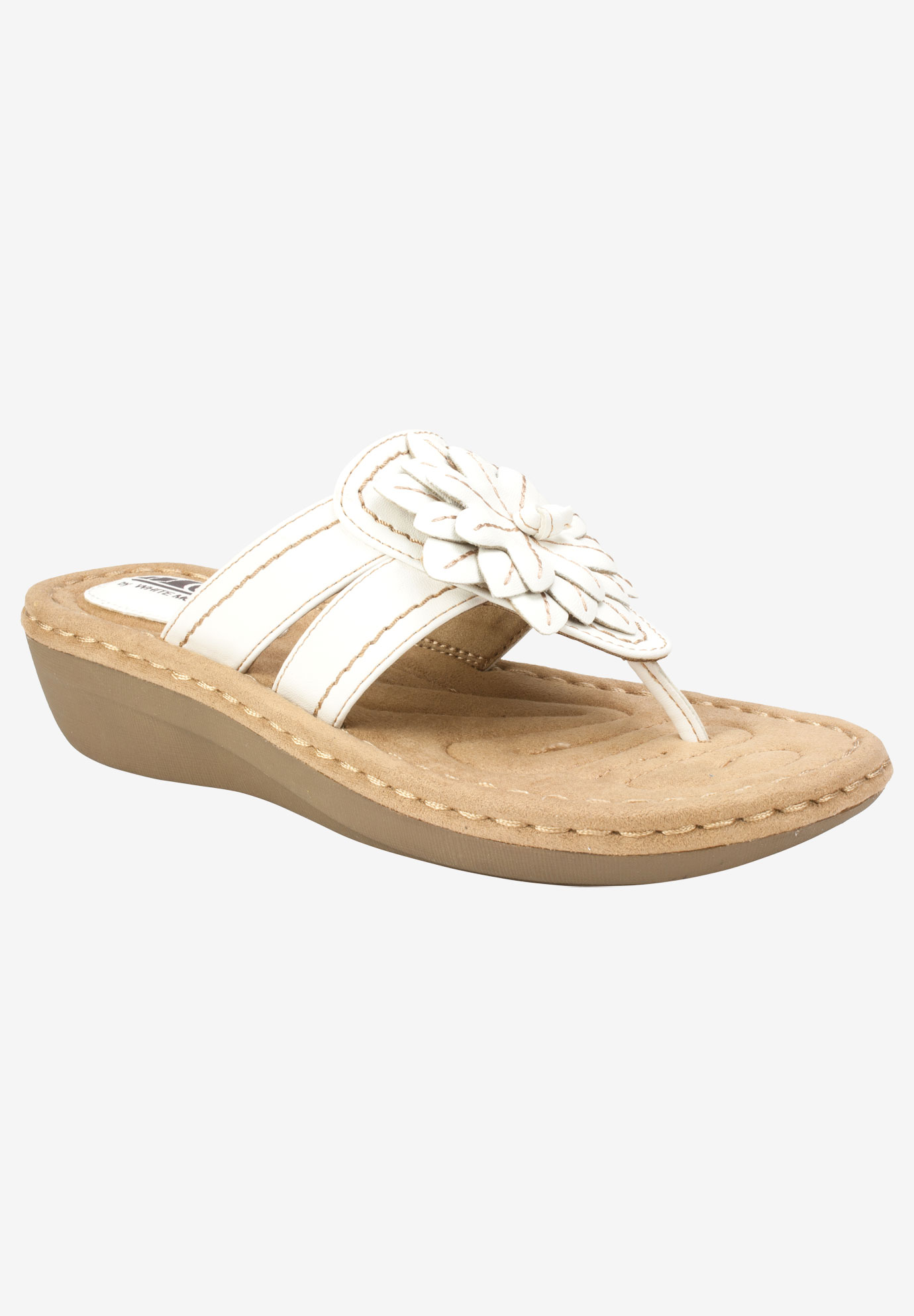 Cupcake Sandal by Cliffs by White Mountain,