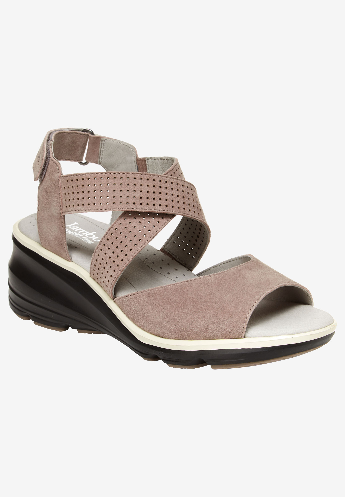 Lilly Wedge Sandal by Jambu®,
