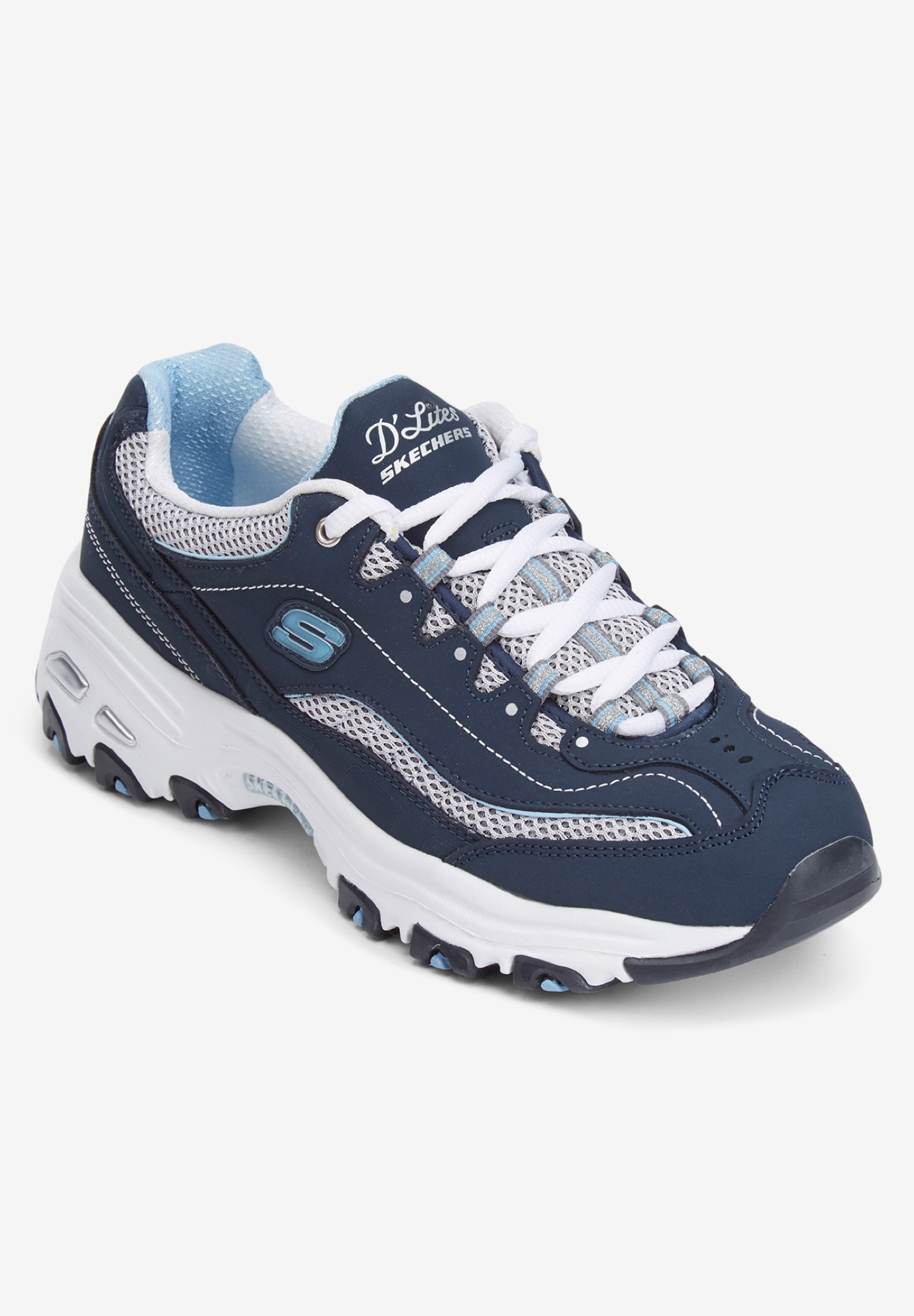 The D'Lites Life Saver Sneaker by Skechers®,