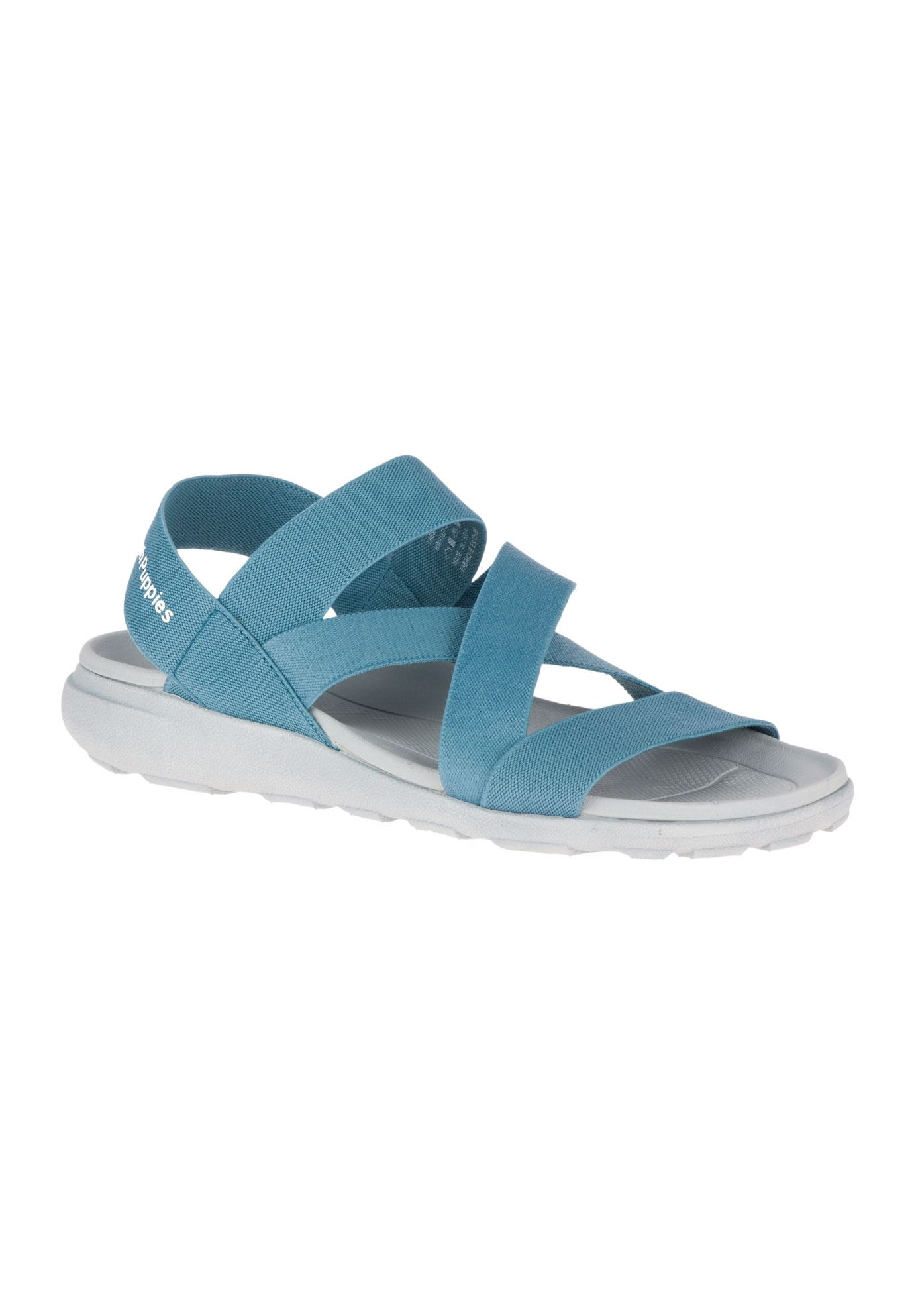 Labsky Elastic Sandals by Hush Puppies®,