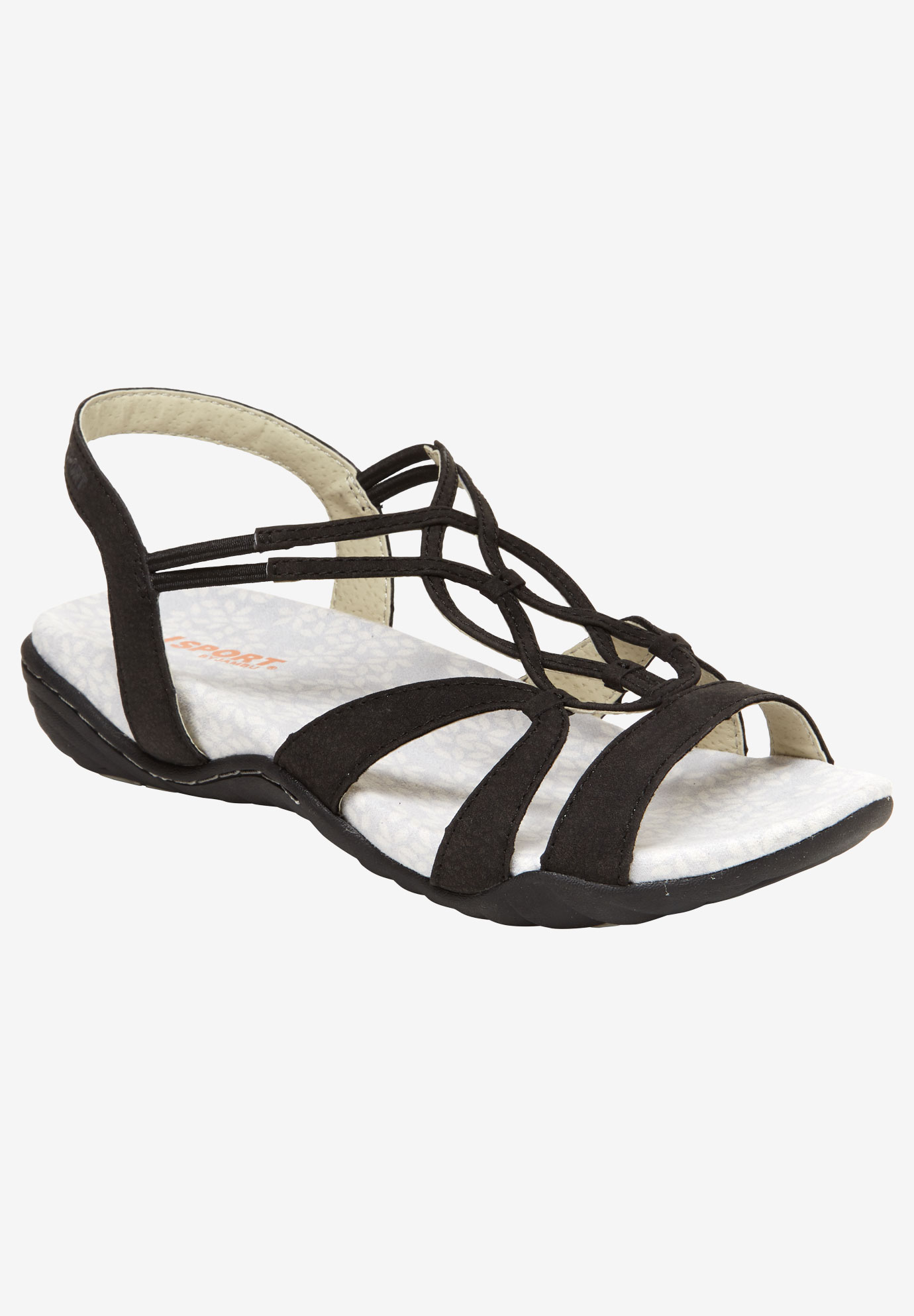 April Encore Sandal by JSPORT by Jambu®,