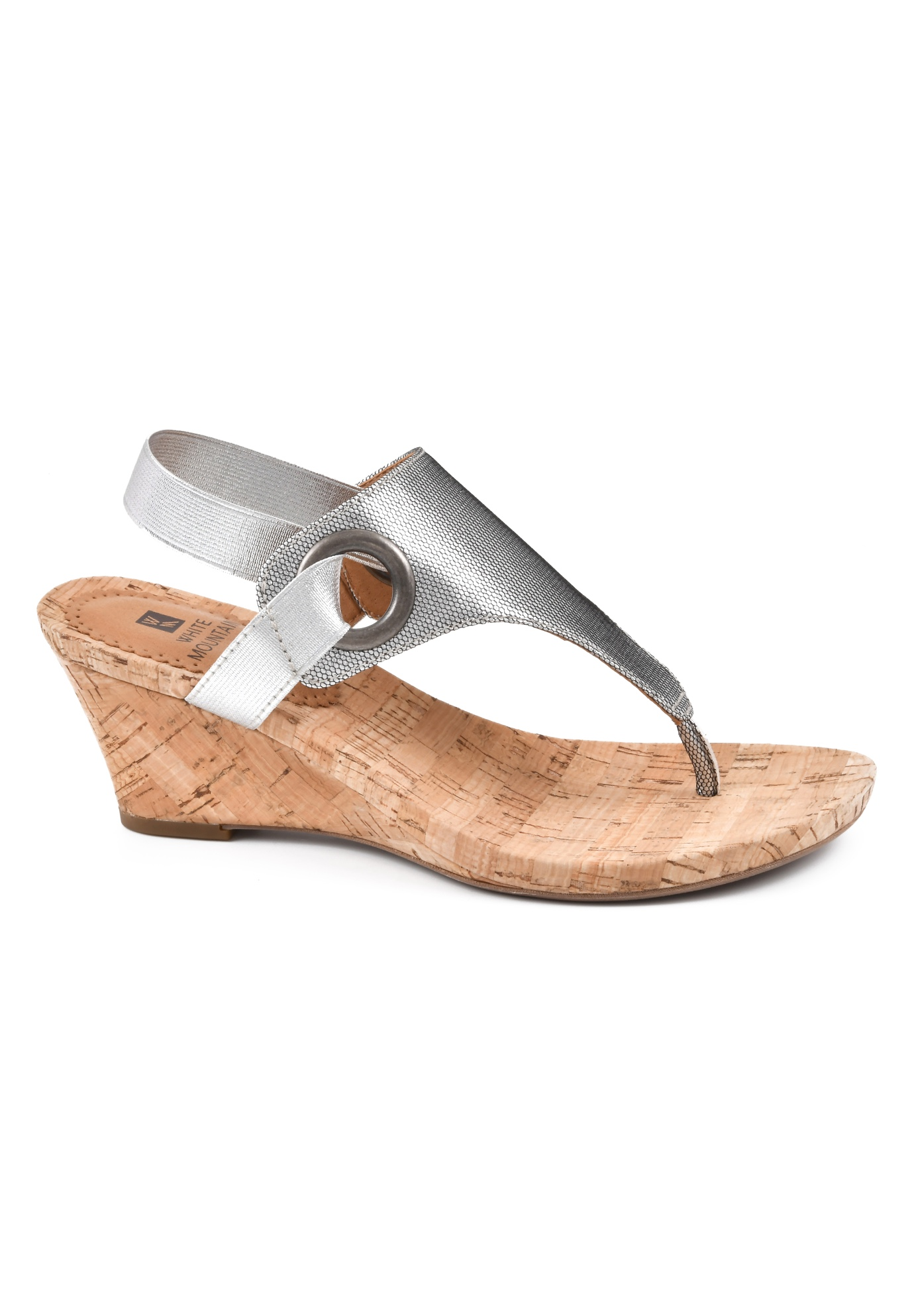 Aida Sandal by White Mountain,