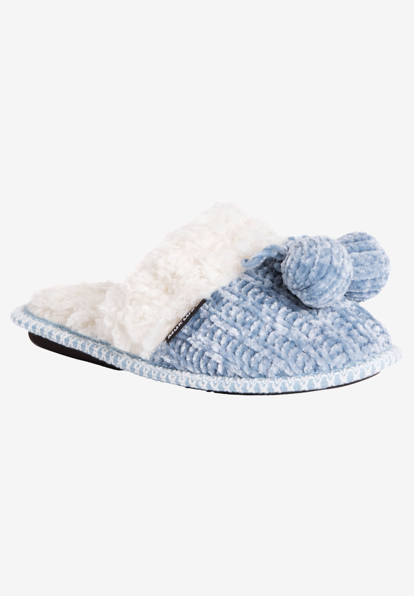 Perlyn Scuff Slipper by Muk Luks,