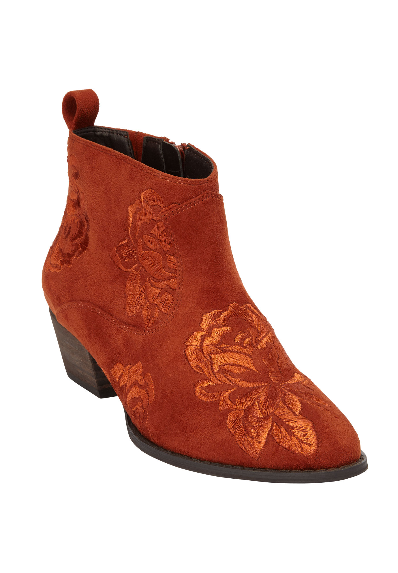 The Gwyneth Bootie by Comfortview®,