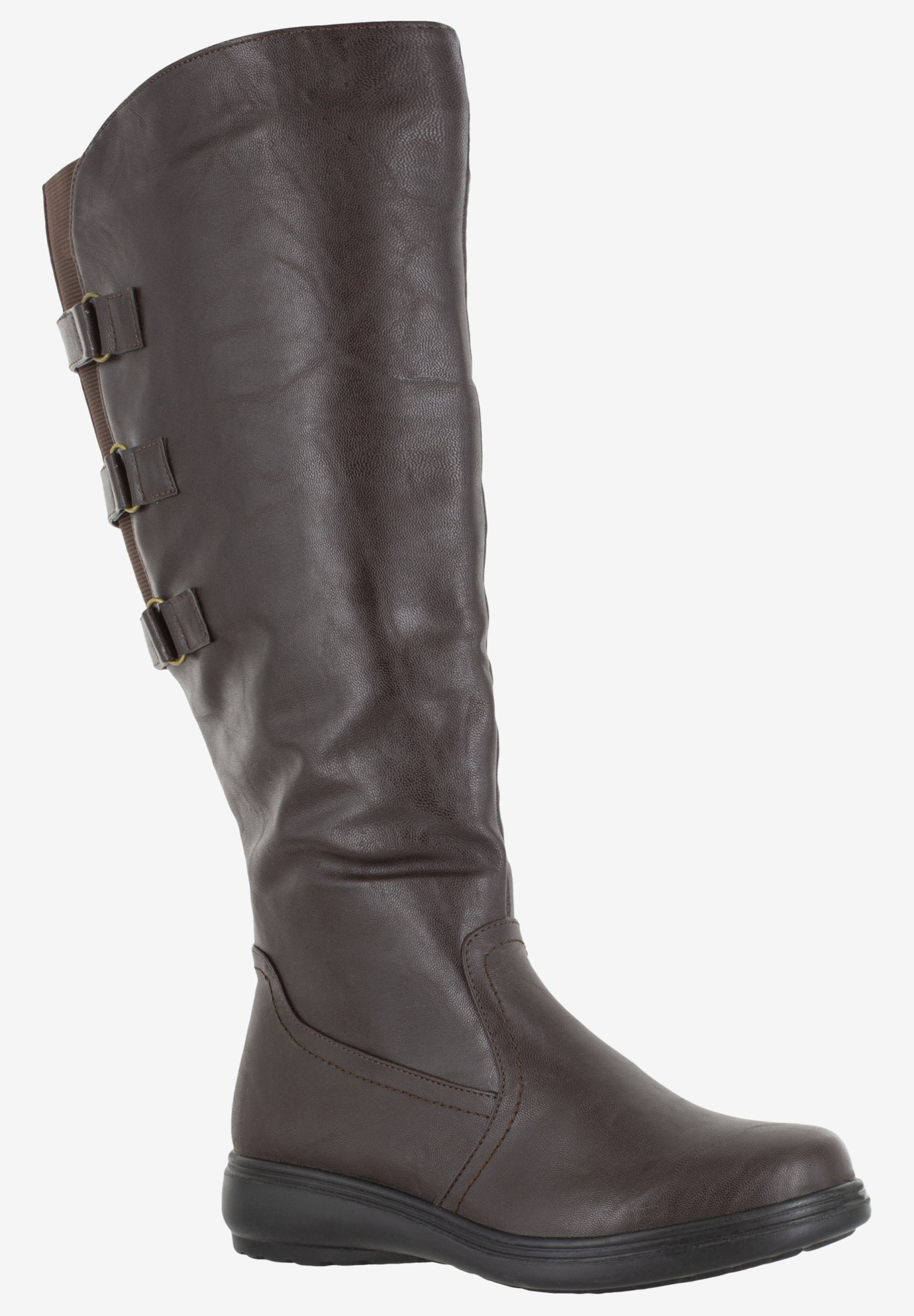 Presley Plus Wide Calf Boot by Easy Street,