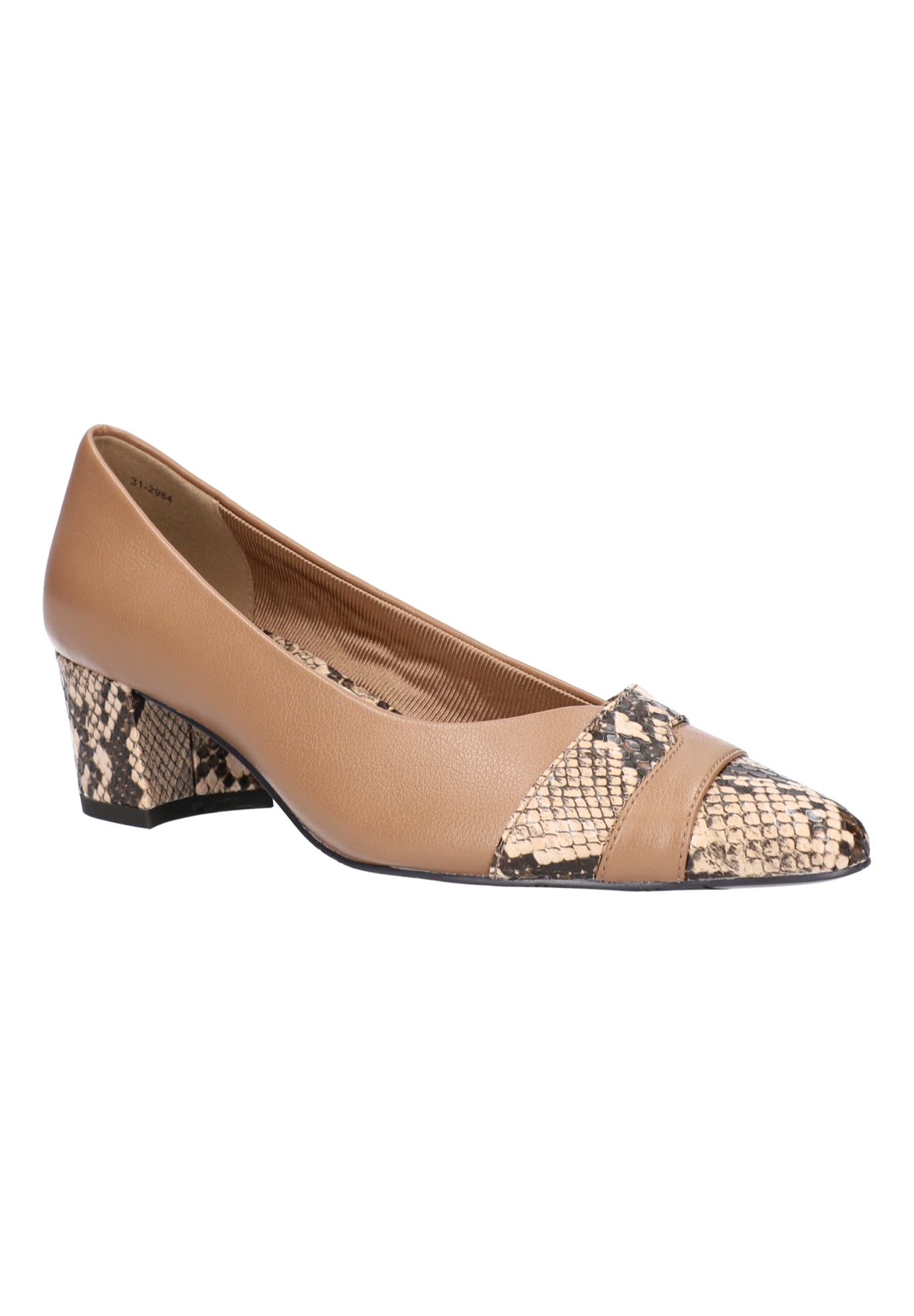 Elle Pump by Easy Street,