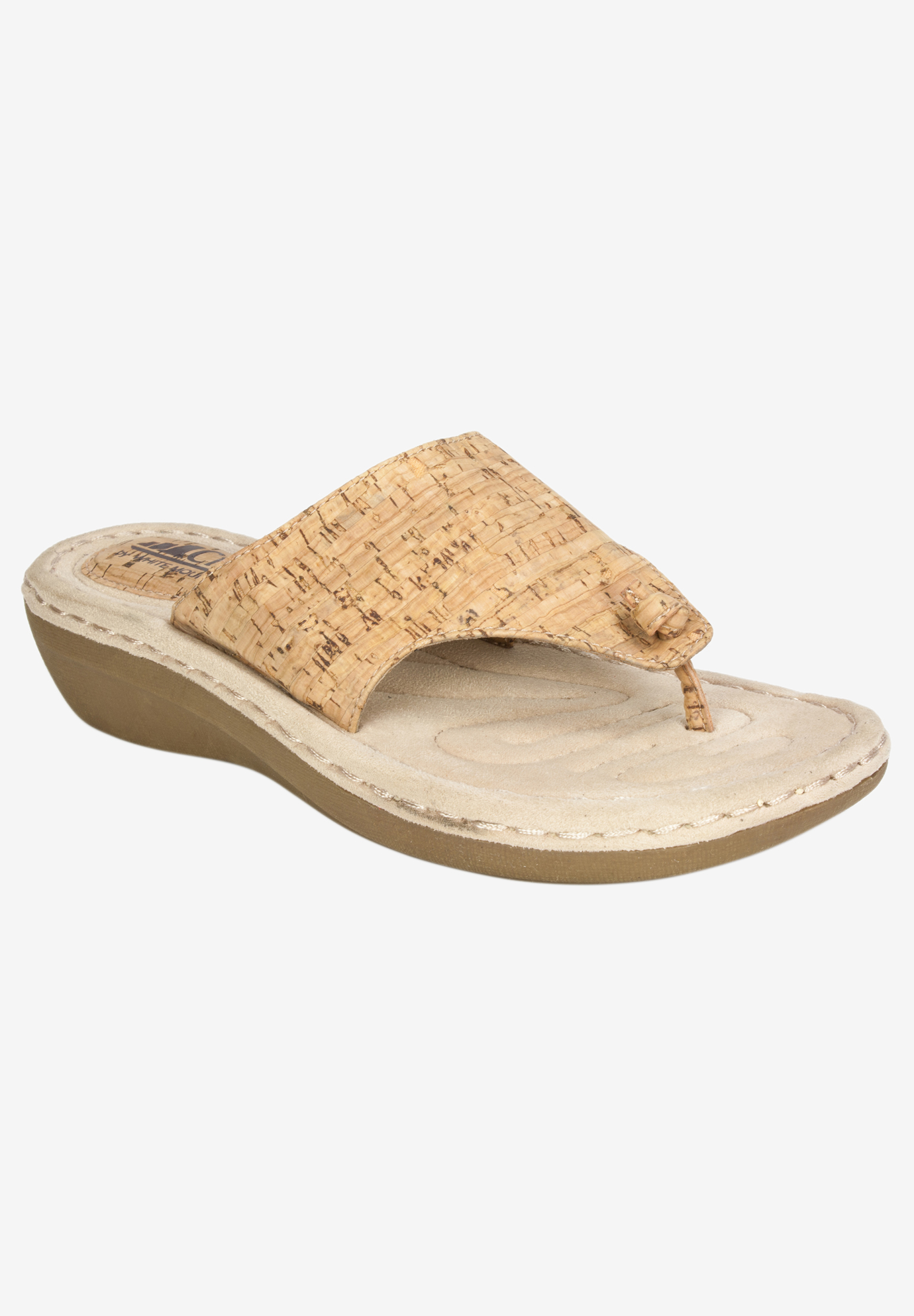 Chloe Sandal by Cliffs by White Mountain,