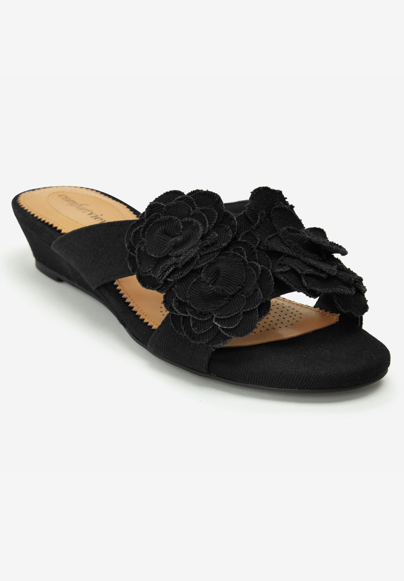 The Carmen Mule by Comfortview®,