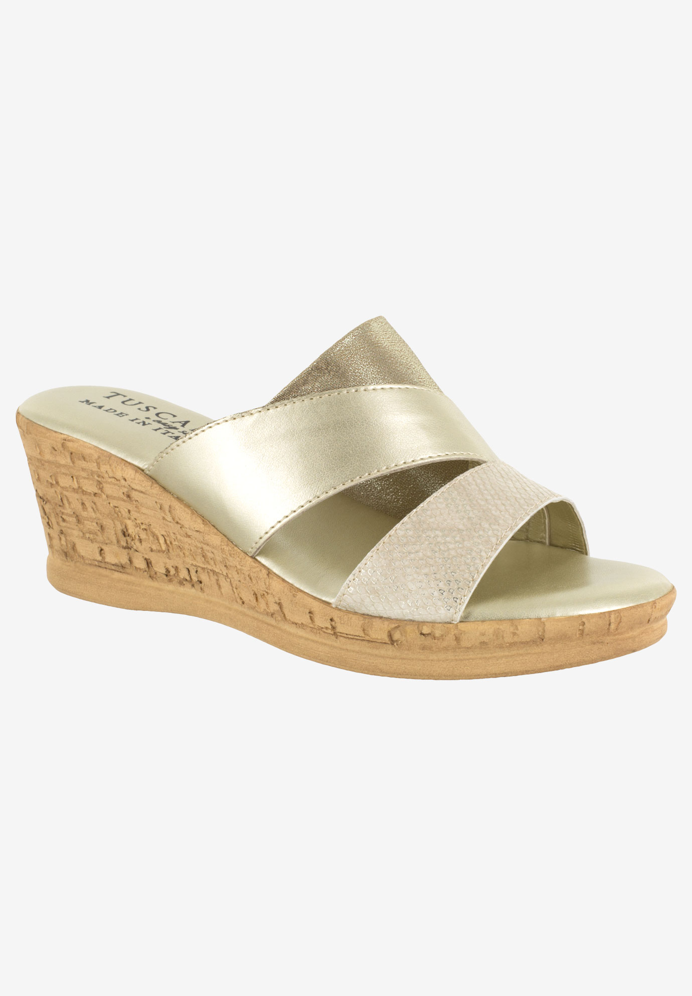 Camari Tuscany Wedge by Easy Street®,