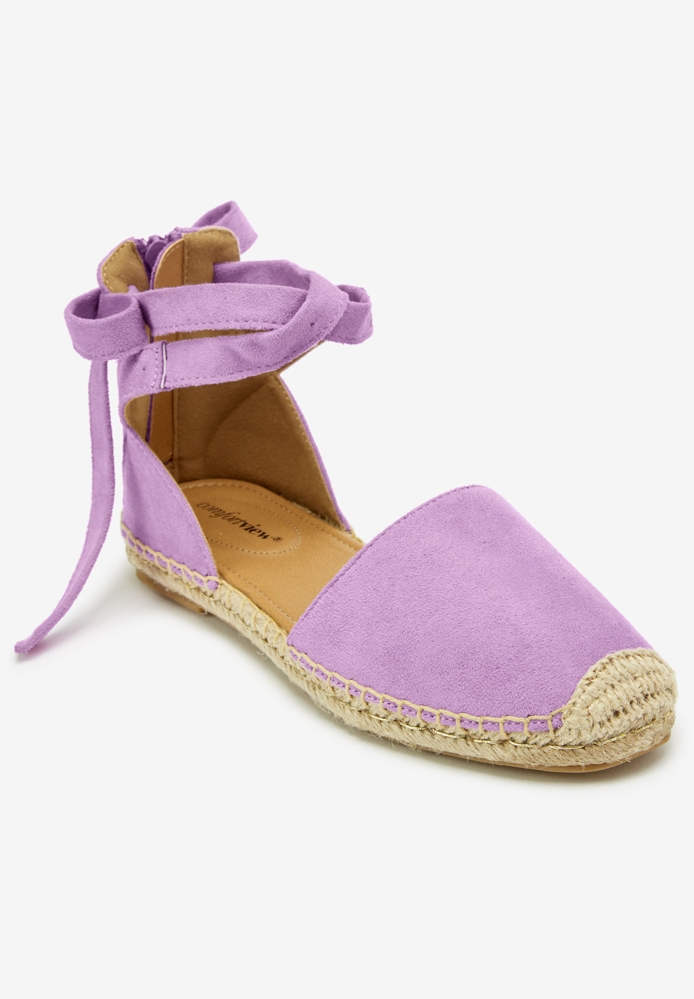 The Shayla Flat by Comfortview®,