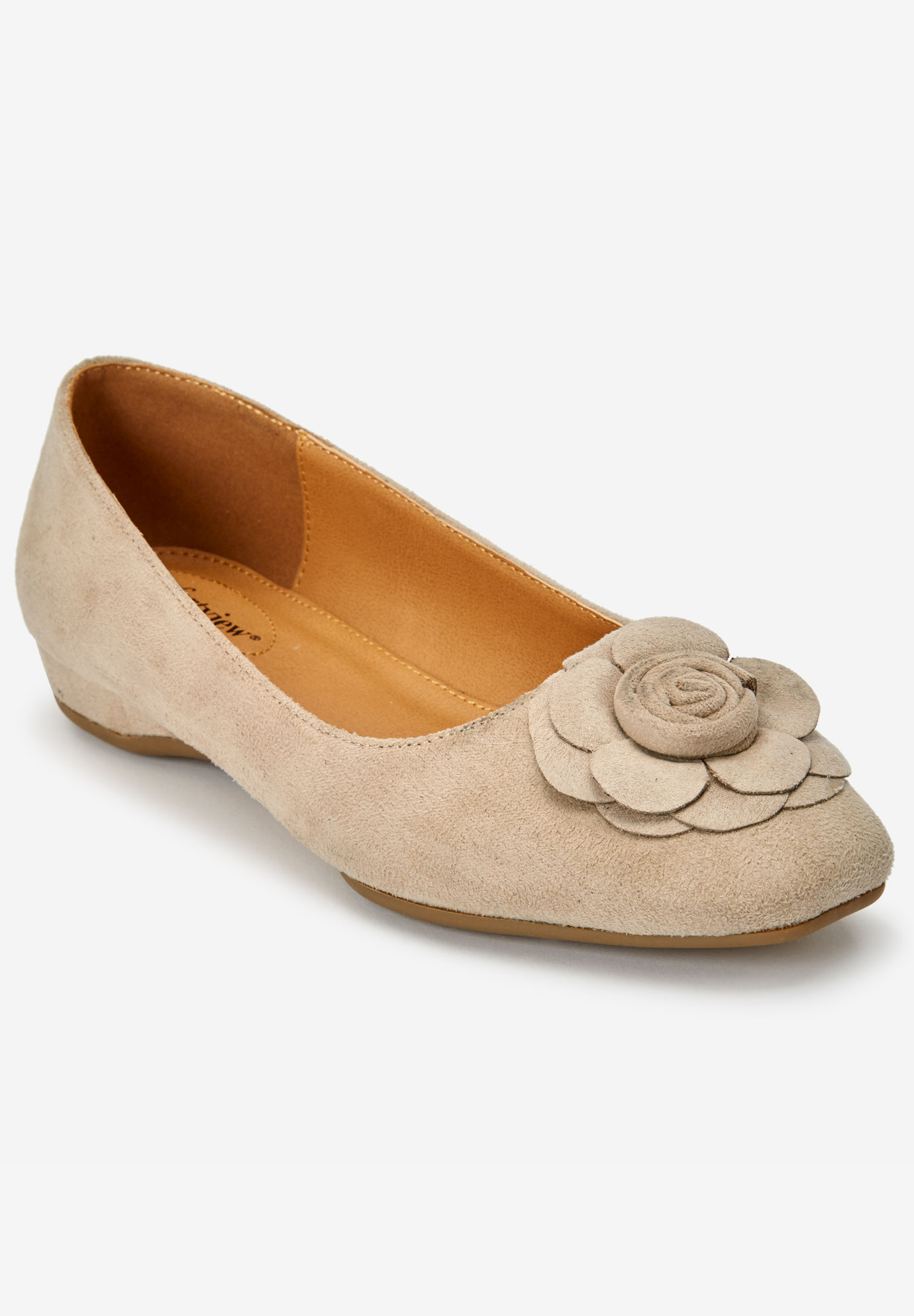 The Orla Flat by Comfortview®,