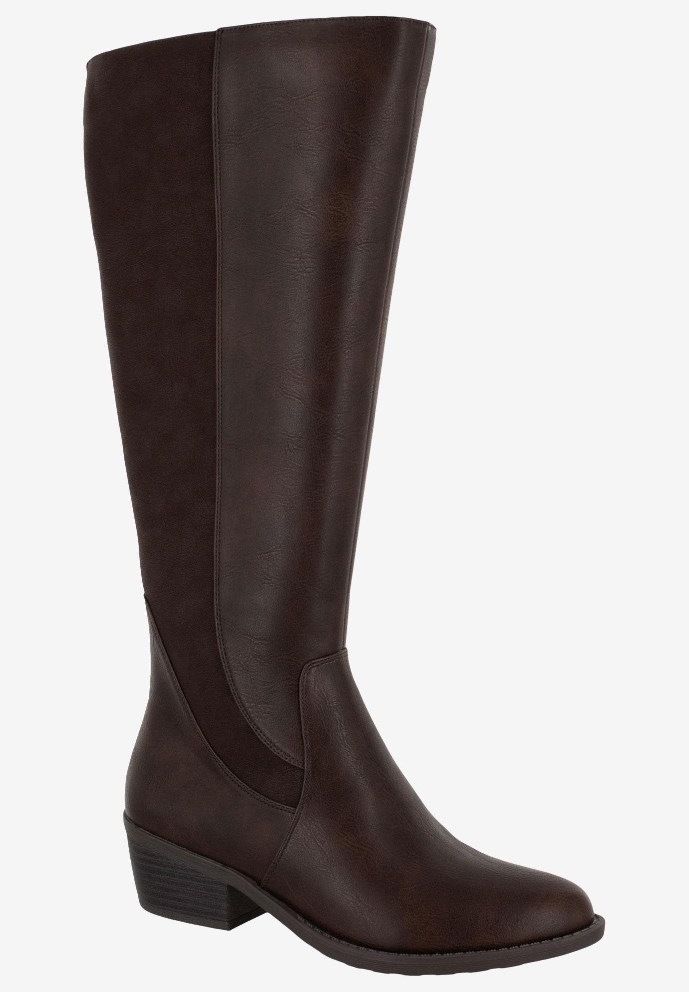 Cortland Plus Wide Calf Boot by Easy Street,