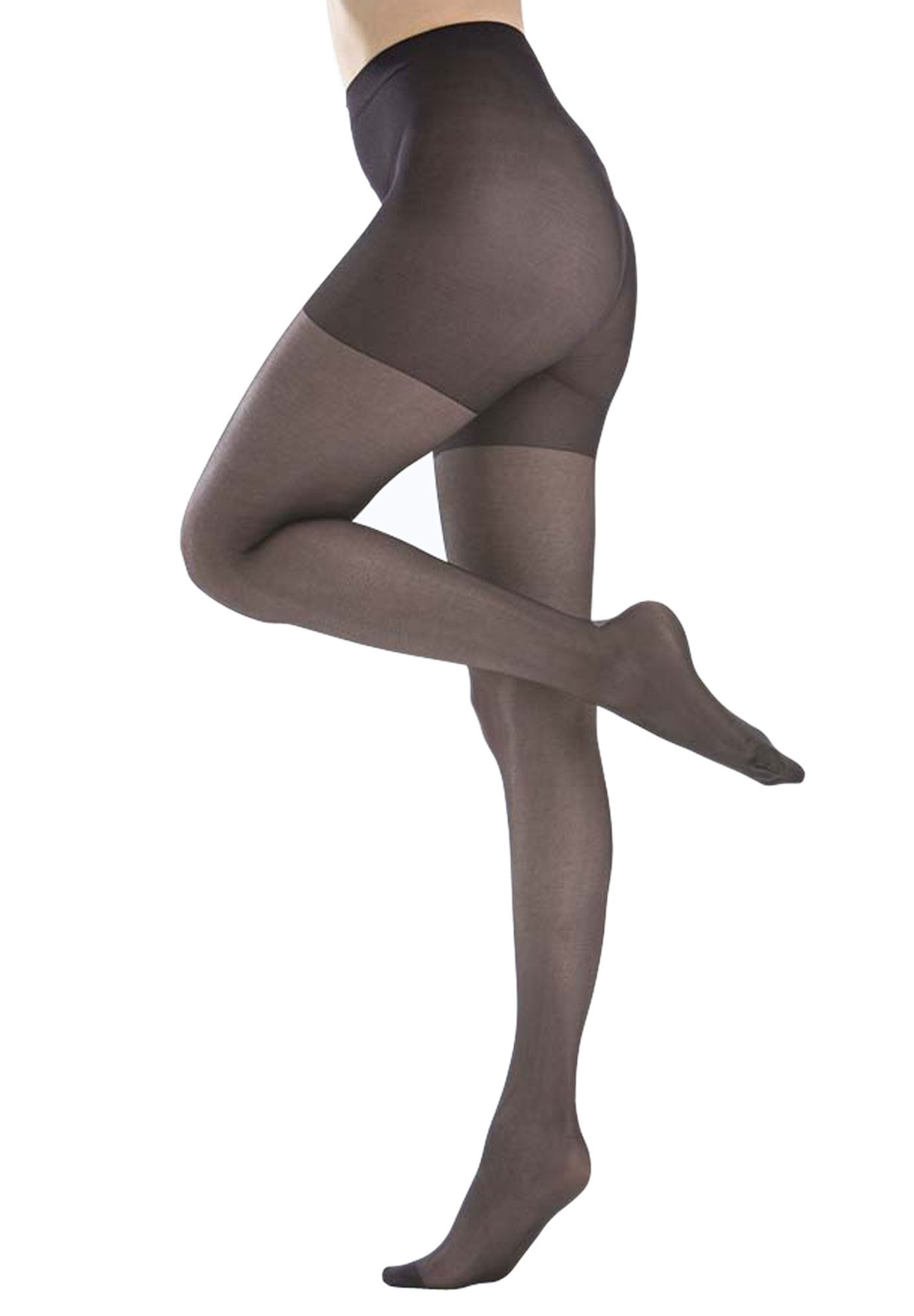 Extended Size Compression Pantyhose by Comfort Choice®,