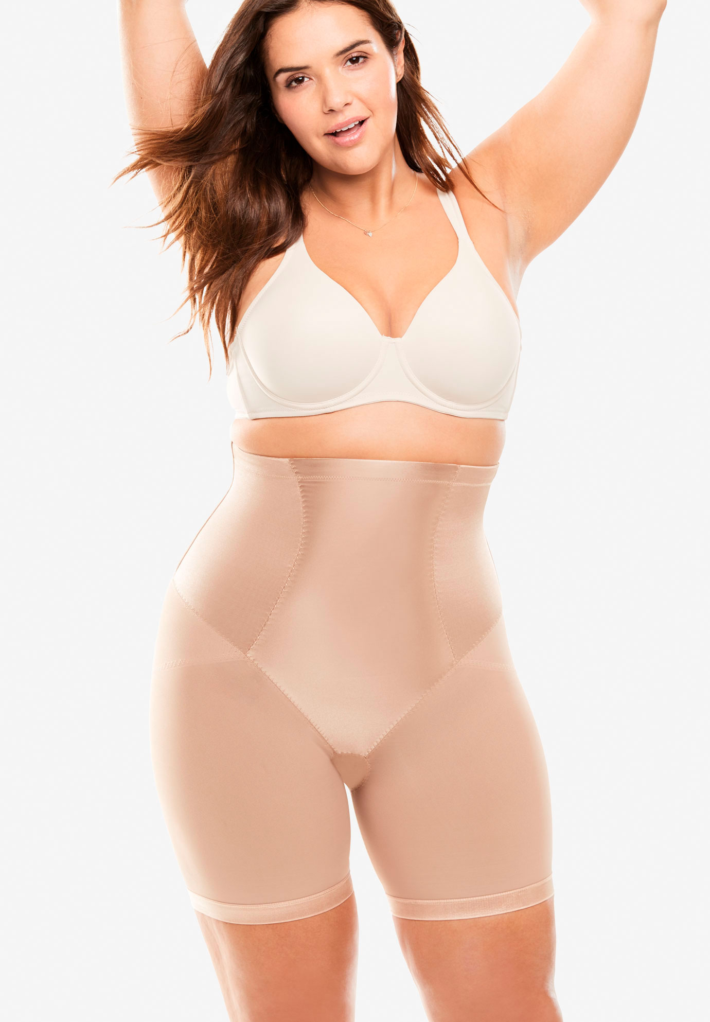 9d6830f02de Long Leg Shaper by Secret Solutions® Curvewear