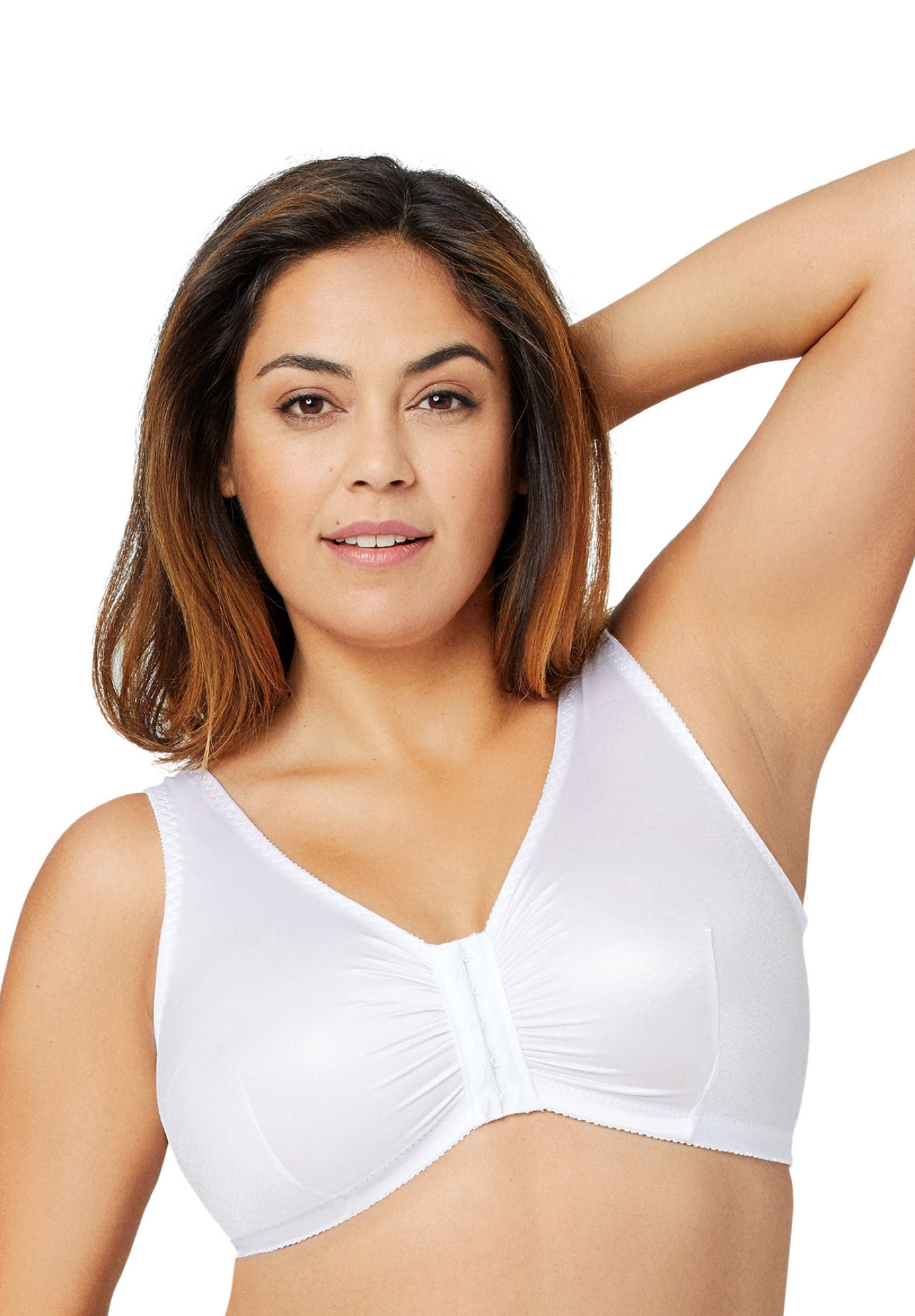 Glamorise® Complete Comfort Front Close,