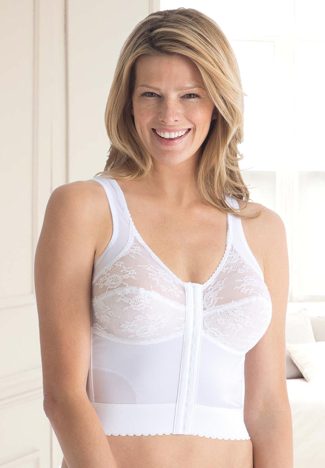Longline Posture Bra by Comfort Choice®,