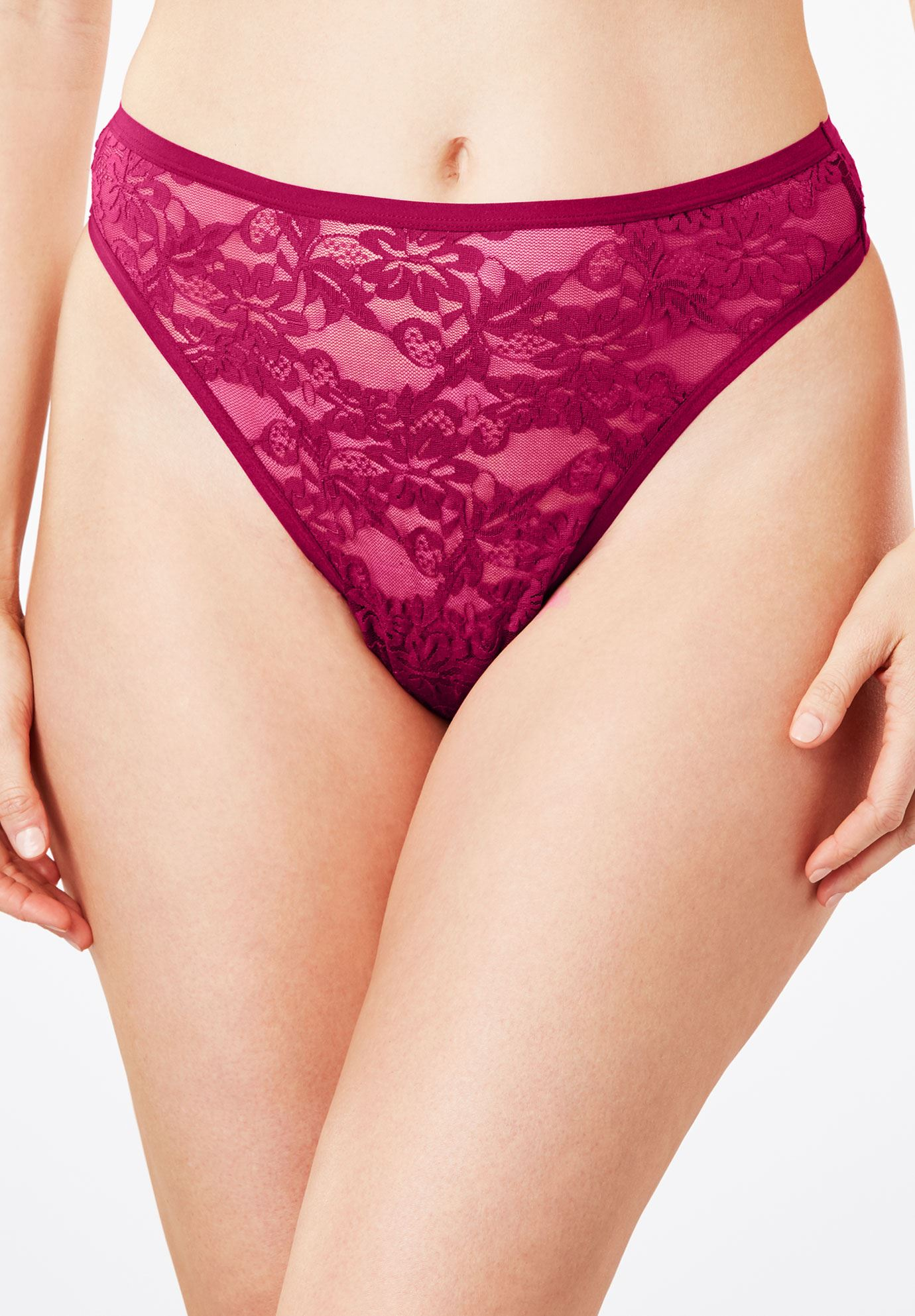 Lace Thong by Comfort Choice®,