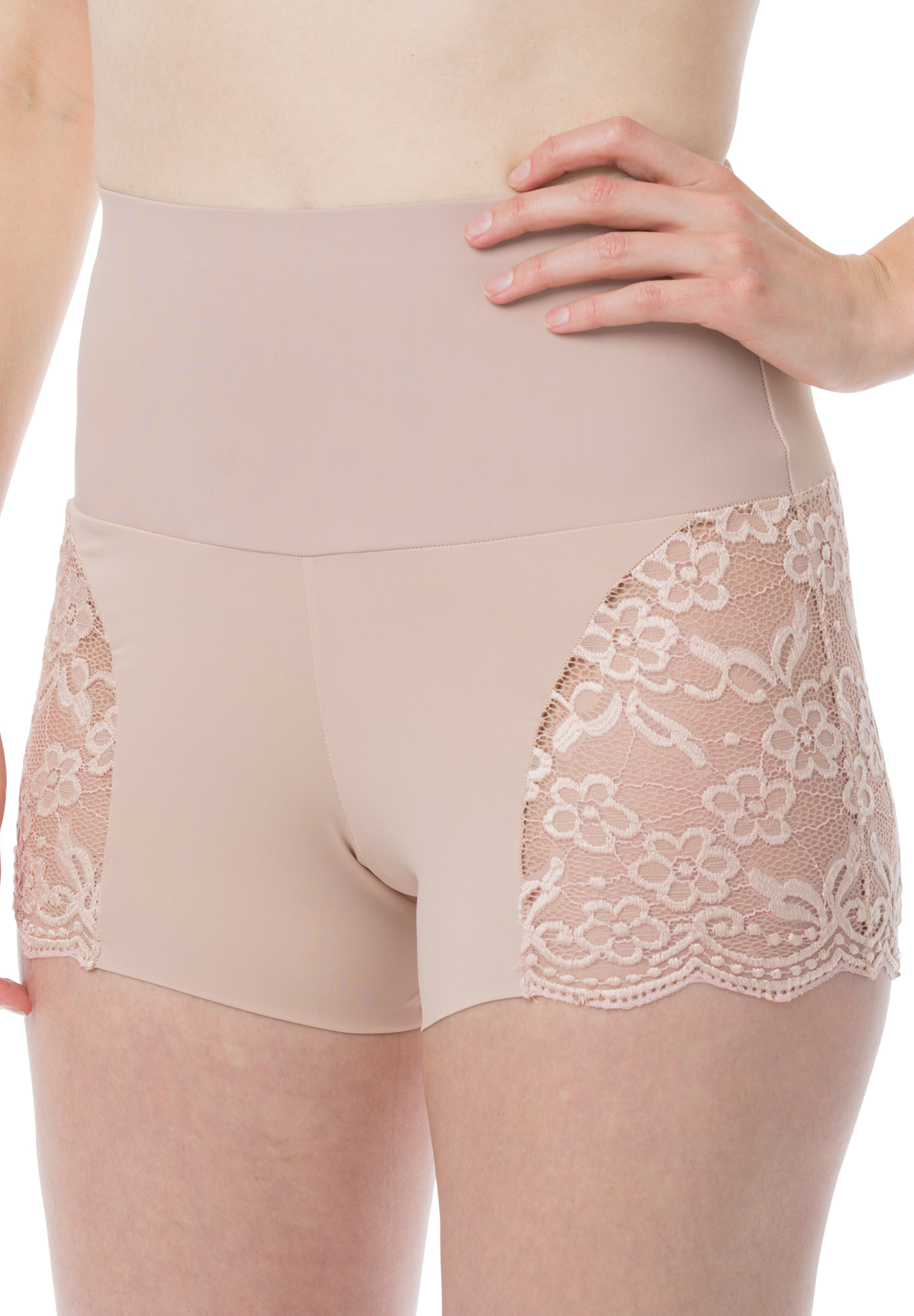 Smooth Moves Boyshort Panty by Secret Solutions® Curvewear,
