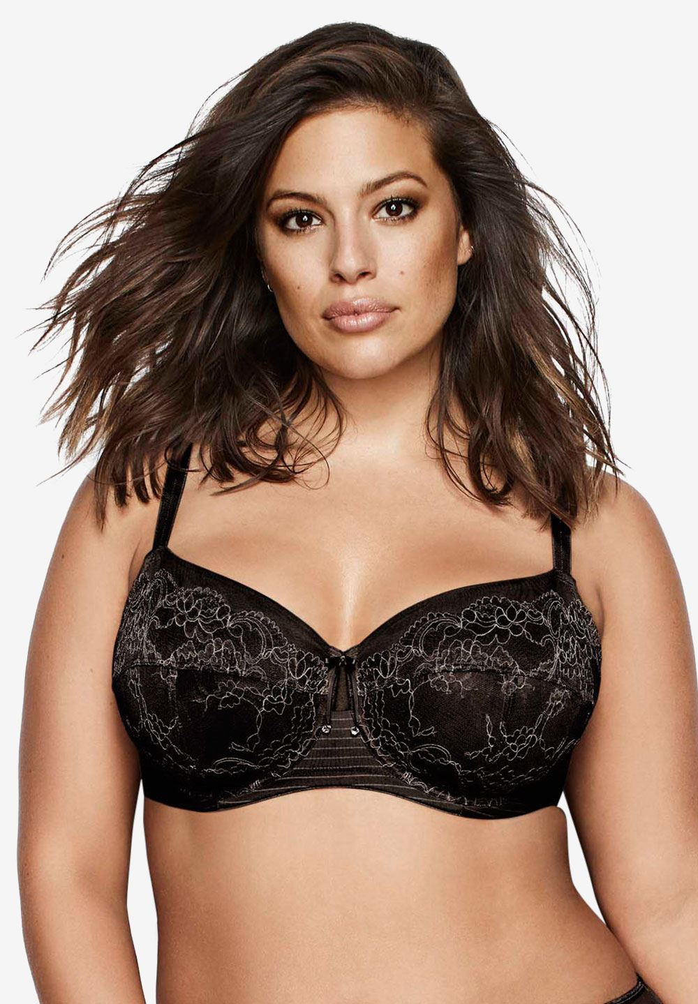 Essential Fatal Attraction Bra by Ashley Graham®,