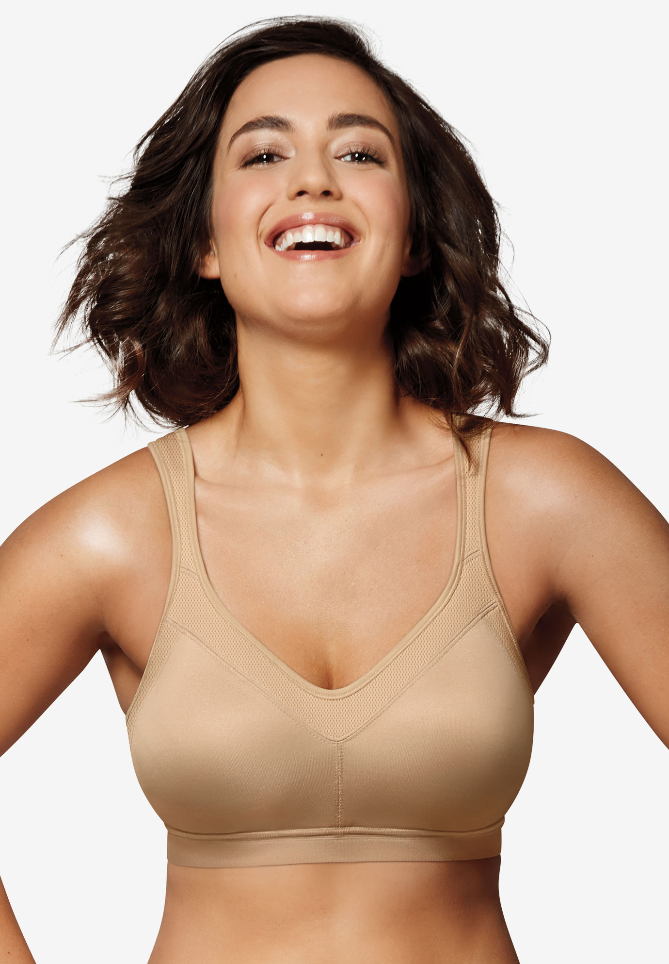 Playtex® 18 Hour® Active Breathable Comfort Wireless Bra #4159B,