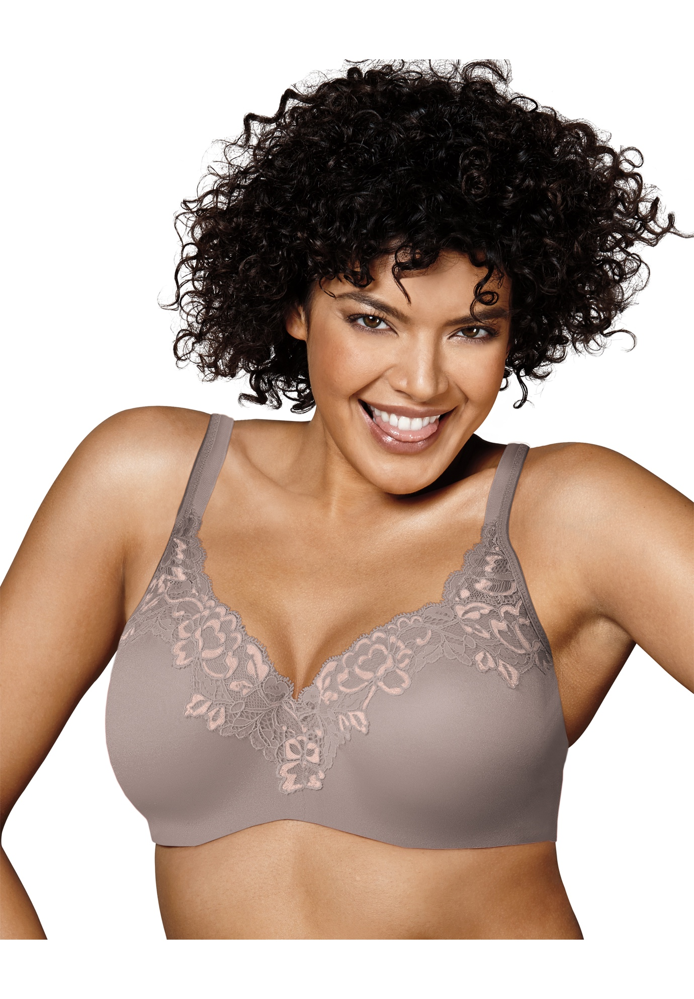 Ultimate T-Shirt Soft Natural Lift Foam Wirefree Bra ,