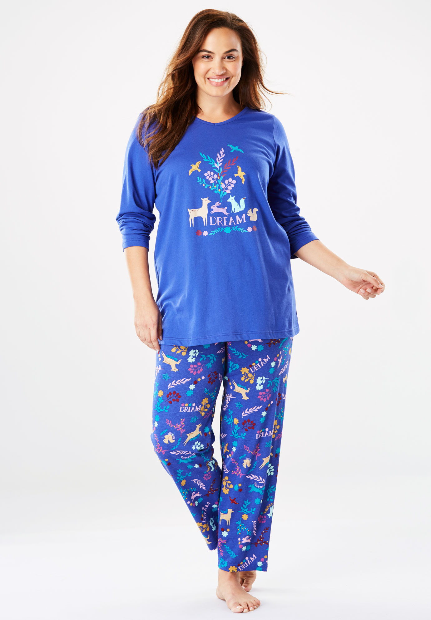 Novelty PJ Set by Dreams & Co.®,