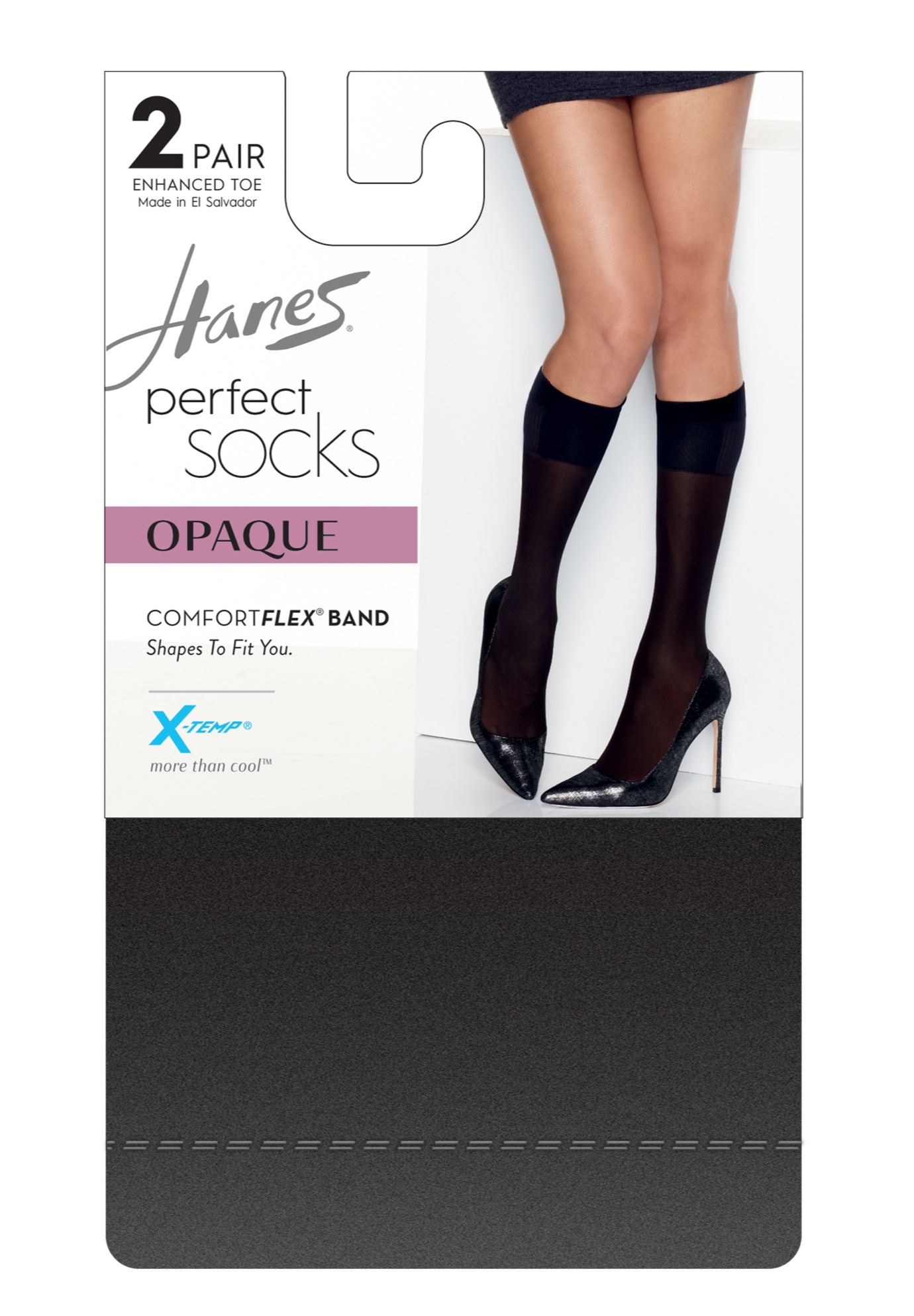 Perfect Socks Opaque Trouser,
