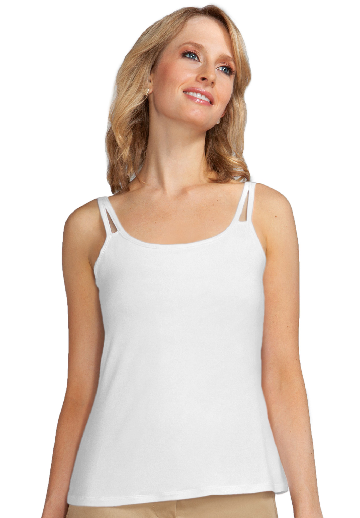 Amoena Valetta Pocketed Camisole Top,