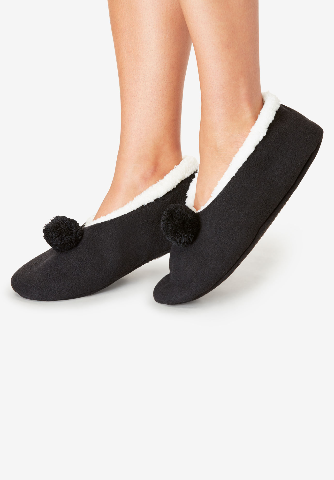 Microfleece Slipper by Dreams & Co.®,