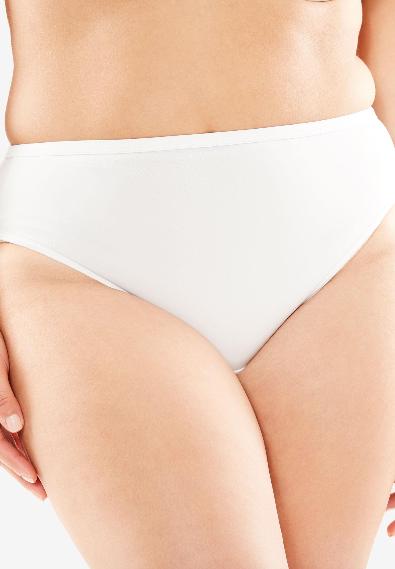 36d453a761 Microfiber Bikini Panty by Comfort Choice®