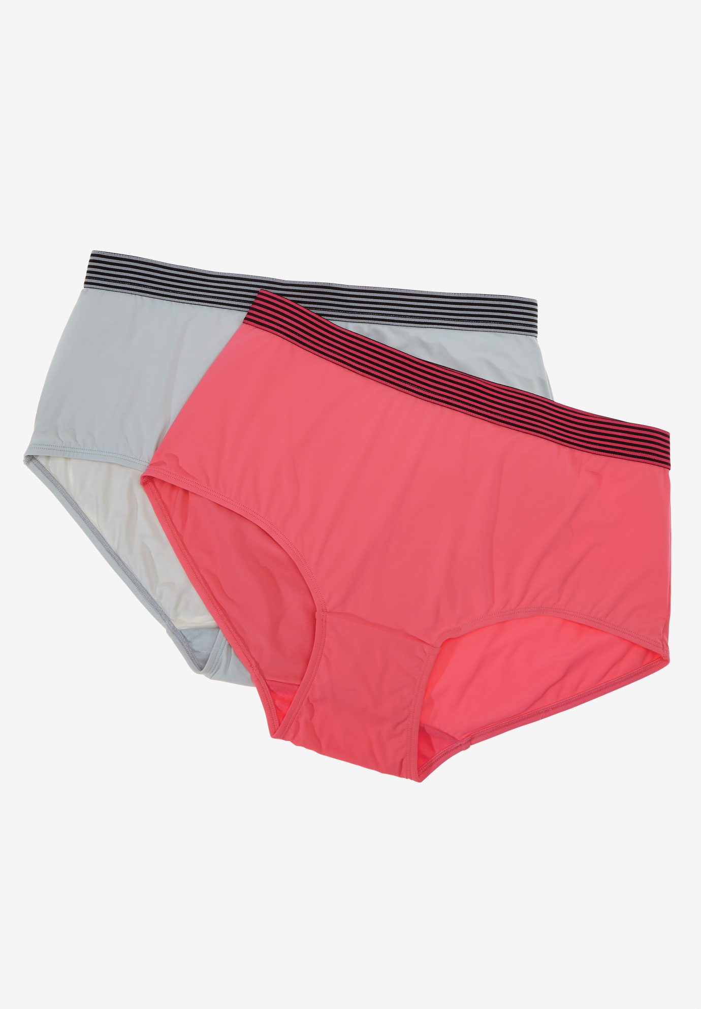 2-Pack Sport Waistband Full-Cut Brief by Comfort Choice®,