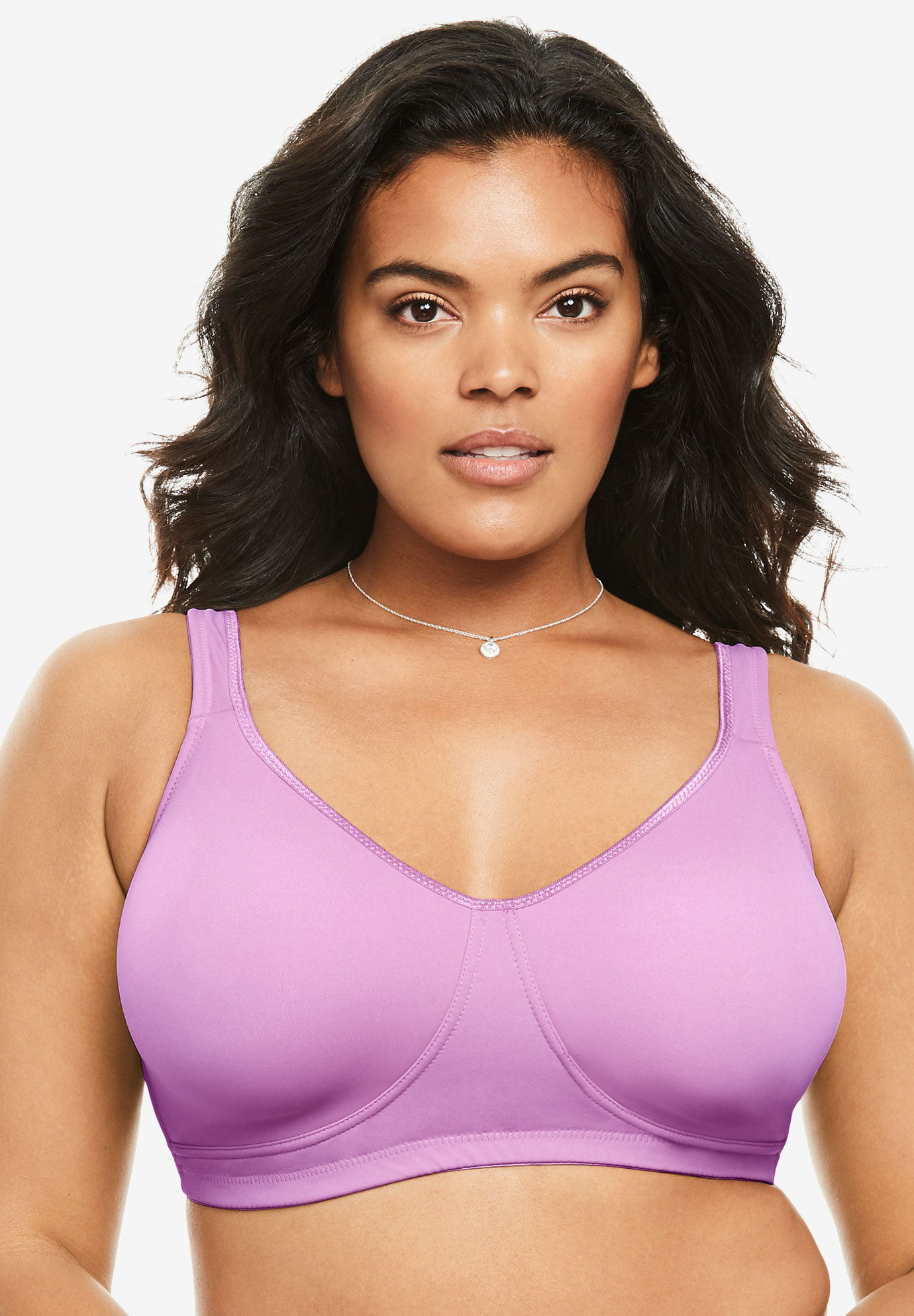 Unlined Wireless Bra by Comfort Choice®,