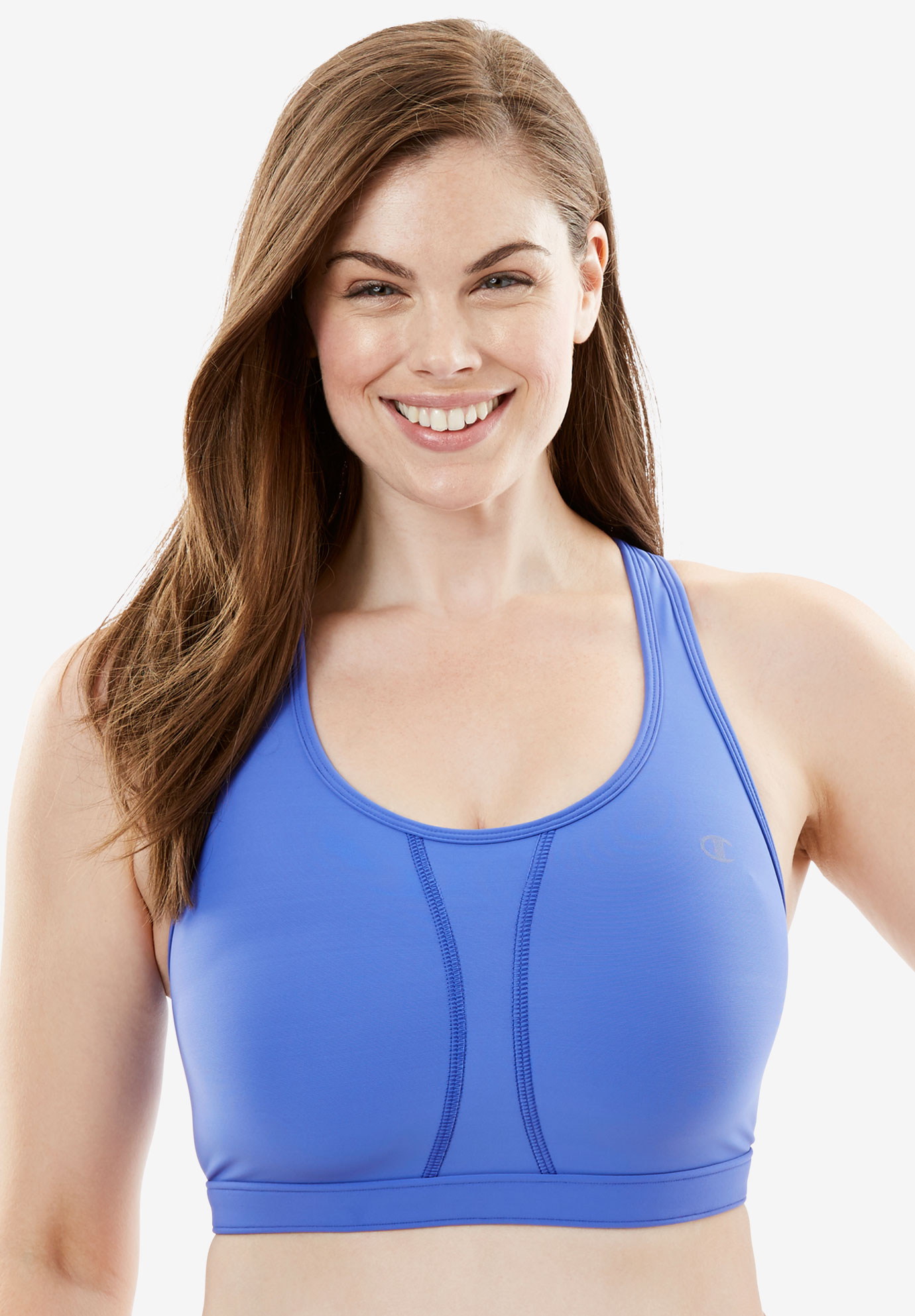 6419dcd830 Vented Sport Bra by Champion®