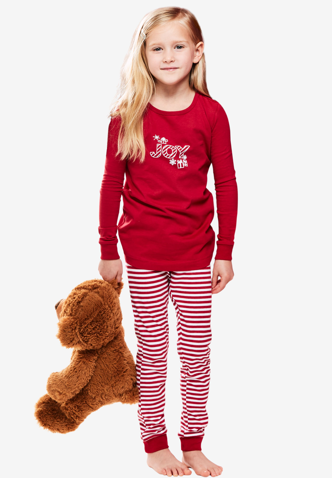 2-Piece Child's Unisex Holiday PJ Set by Dreams & Co.®,