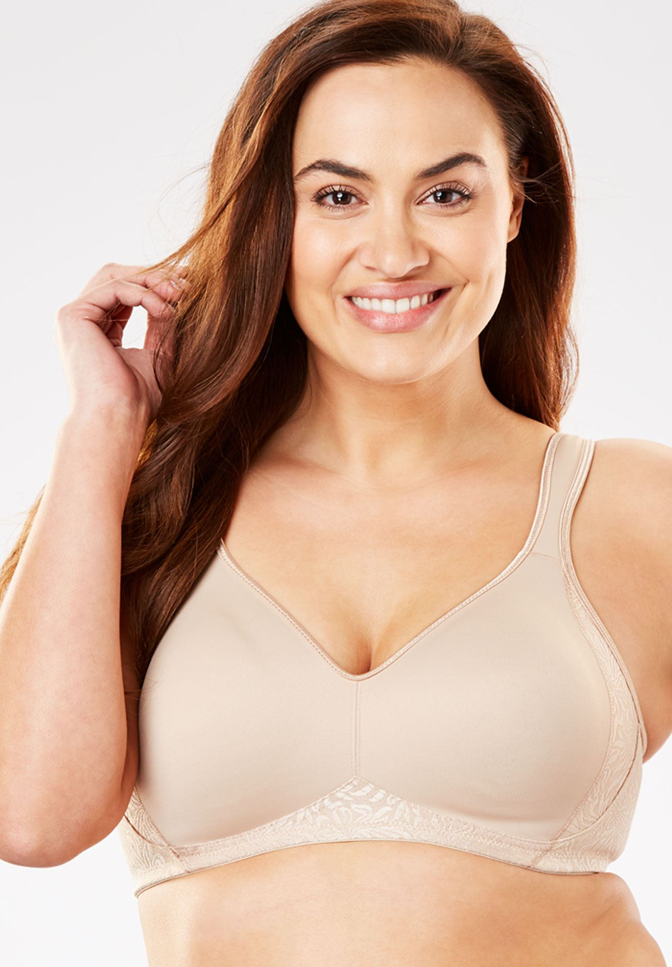 18 Hour Seamless Smoothing Bra by Playtex®,