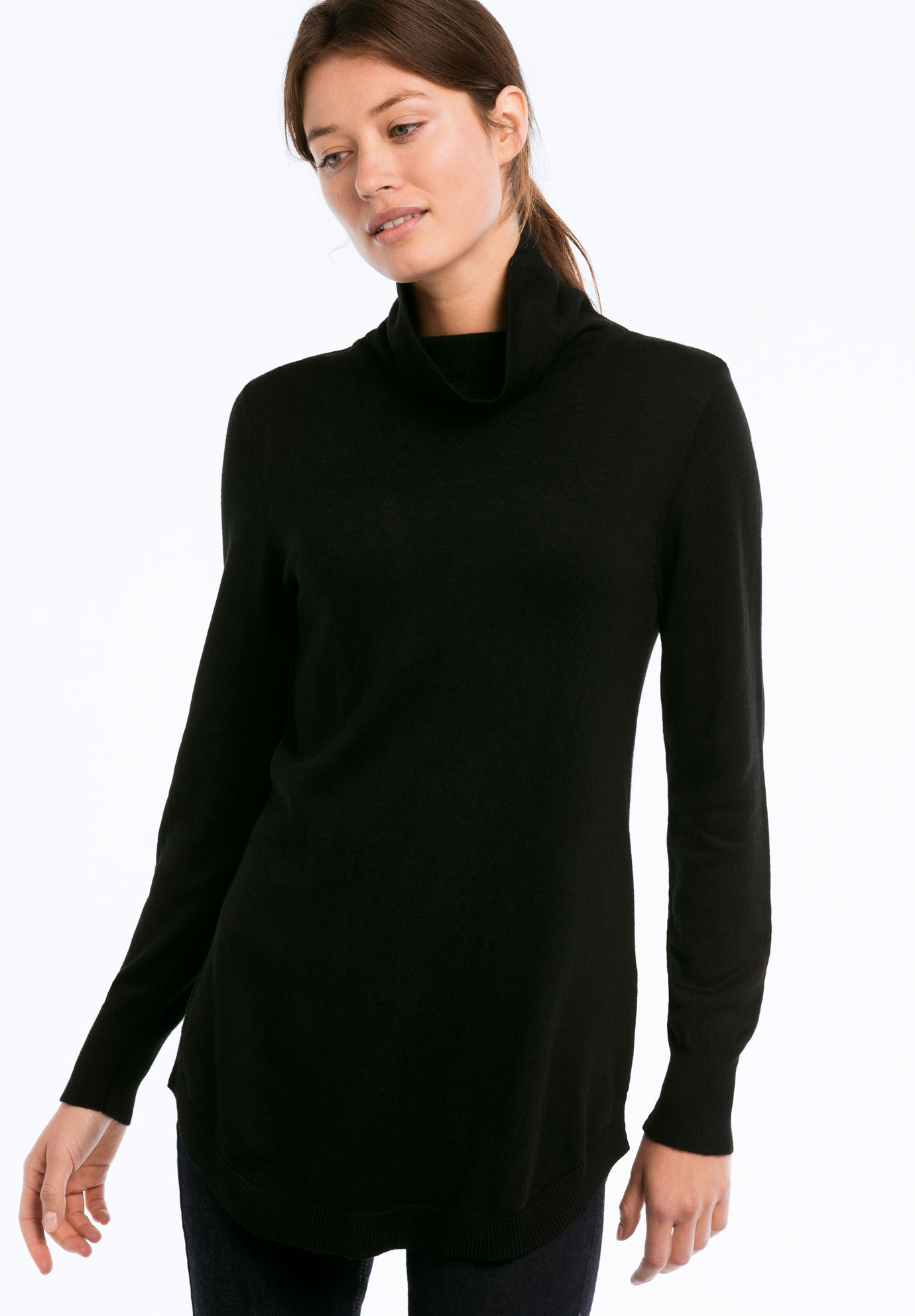 Audrey Turtleneck Sweater,