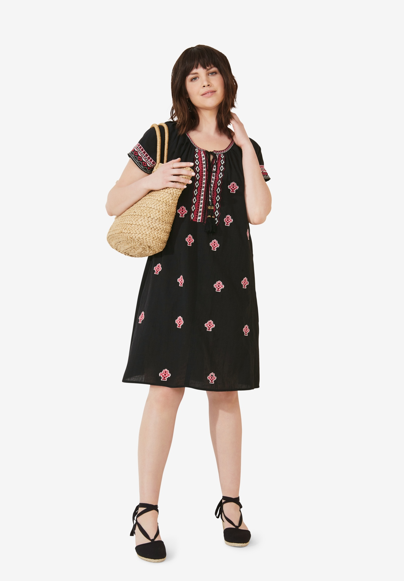 Playa Shift Dress,