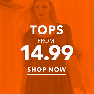 Tops from $14.99 - SHOP NOW