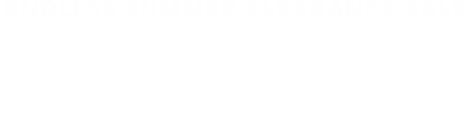 Clearance Event up to 80% off