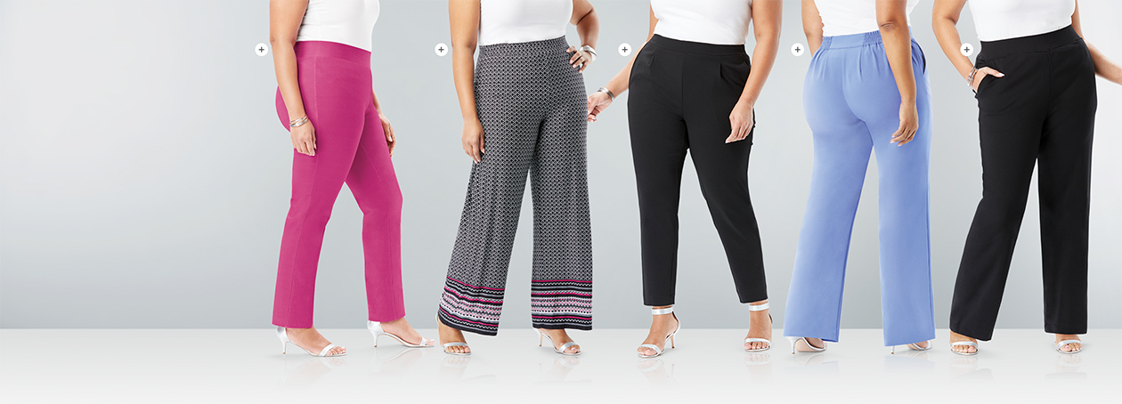 Pants Perfect. Shop Pants by Collection.