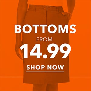 Bottoms from $14.99 - SHOP NOW